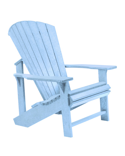 Adirondack Chair, Sky Blue