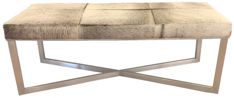 Roger Double Bed Bench