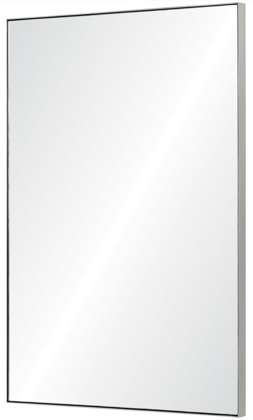 Clean Stainless Steel Mirror