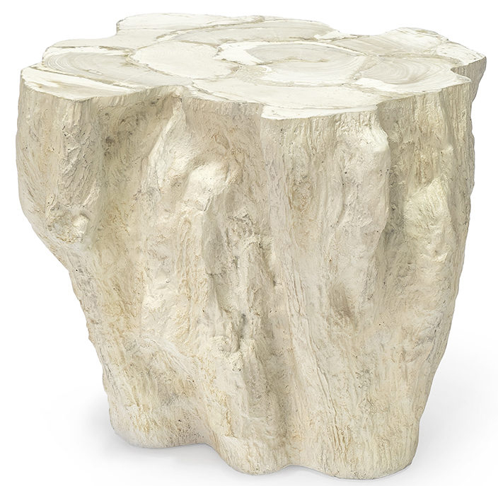 Camilla Fossilized End Table