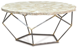 Loren Fossilized Coffee Table