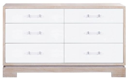 Crawford 6 Drawer Dresser
