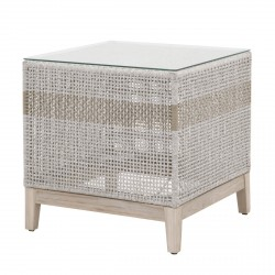 Tapestry Indoor-Outdoor End Table